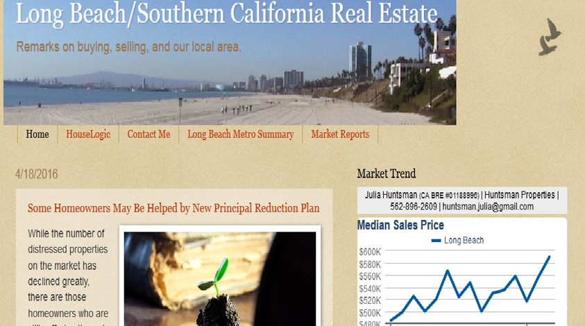 Go to My Long Beach Real Estate Blog