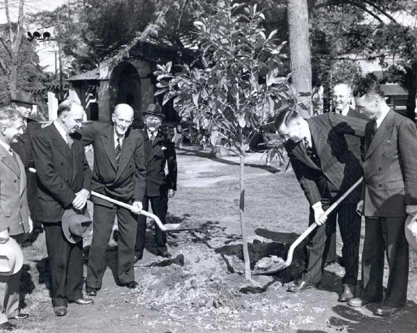 Bixby Park Groundbreaking