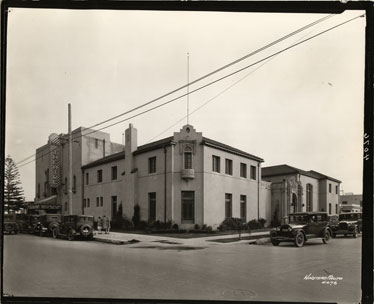 Early Ebell  Theatre and Club, Now Lofts